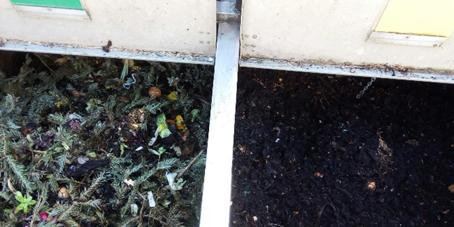 El compostatge comunitari, un servei essencial tancat durant l'estat d'alarma