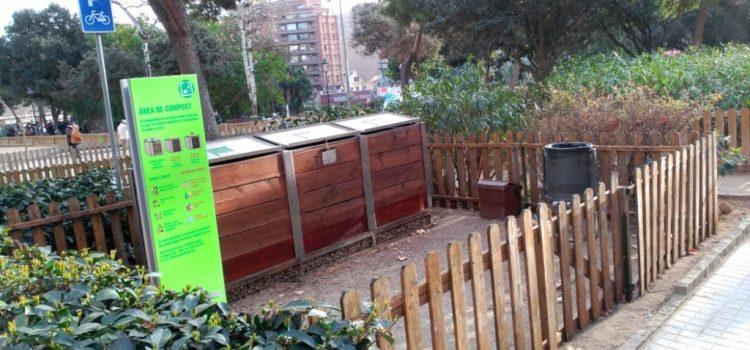 Protocol en l'obertura dels compostadors comunitaris