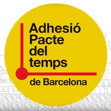 Ens adherim al Pacte del Temps de Barcelona
