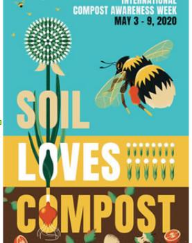 ICAW 2020: El terra estima al compost. I nosaltres, a la Terra.