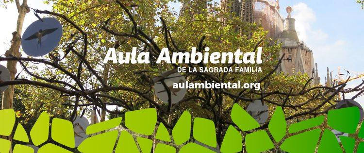 Nova imatge Aula Ambiental Sagrada Família